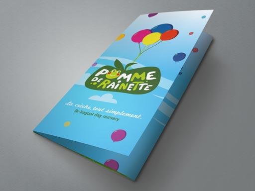 POMME DE RAINETTE // print