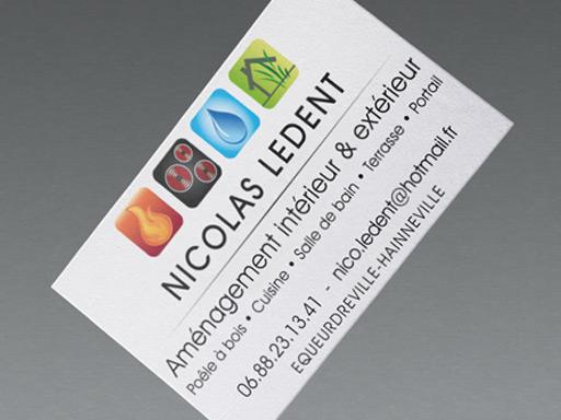 NICOLAS LEDENT // logo