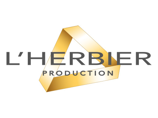 L'HERBIER PRODUCTION // logo print