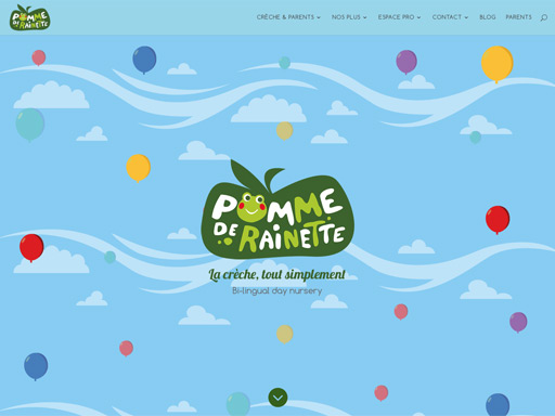POMME DE RAINETTE // web