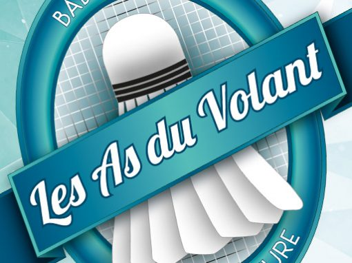 Les As du Volant // logo print