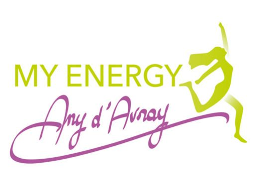 My Energy – Any d'Avray // logo