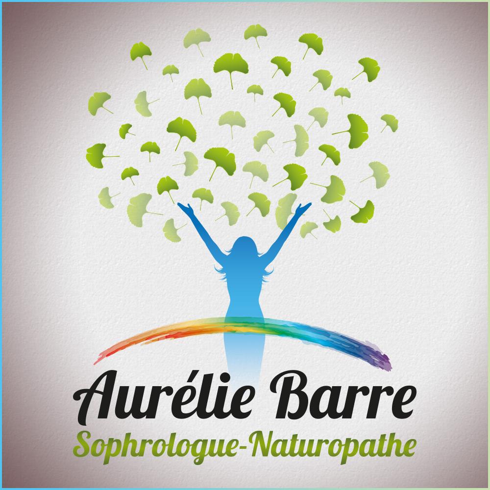 Logo d'Aurélie Barre -Sophrologue