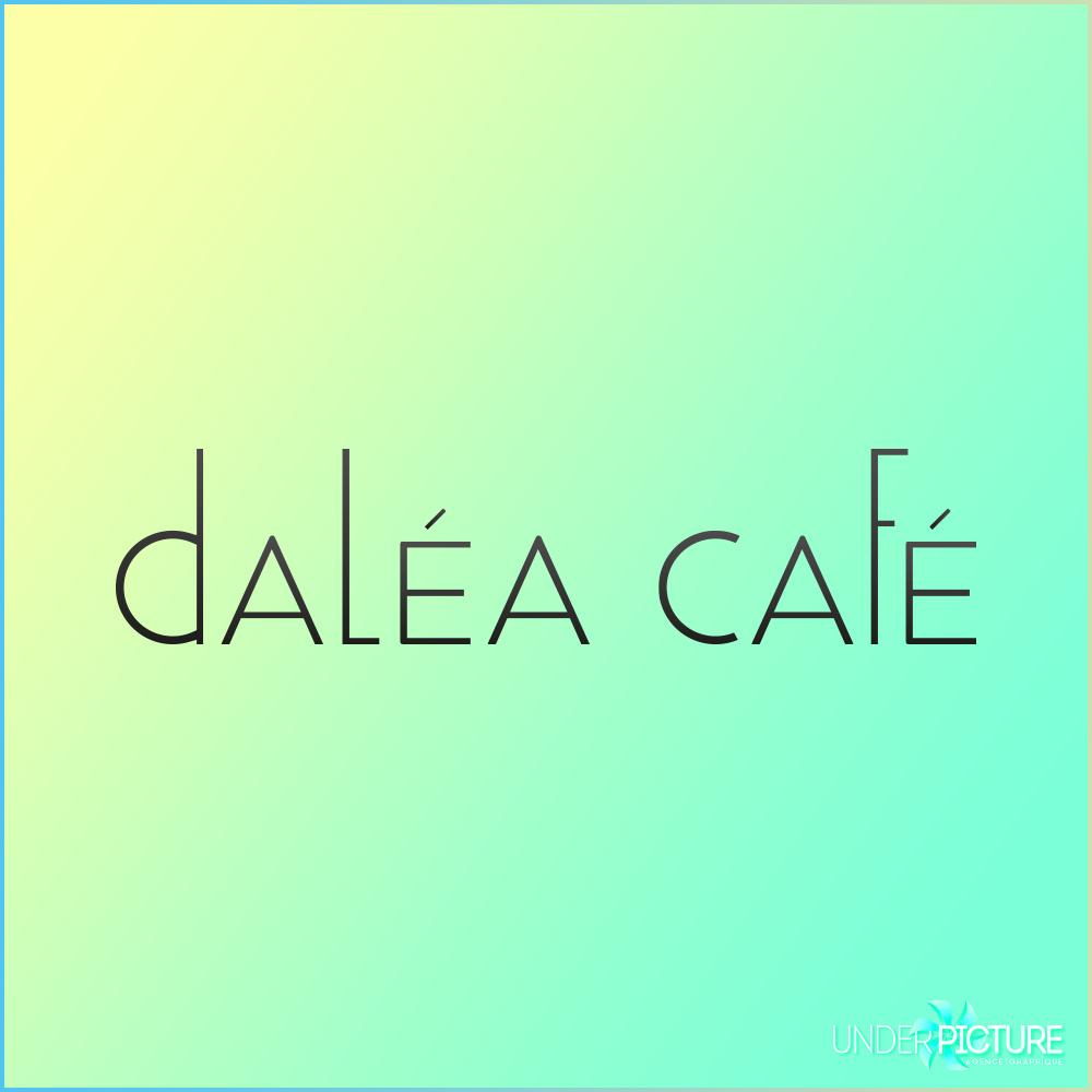 Logo pour le restaurant Daléa Café