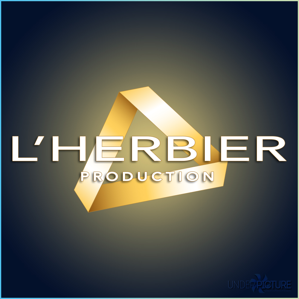 Logo de la société de production L'HERBIER PRODUCTION