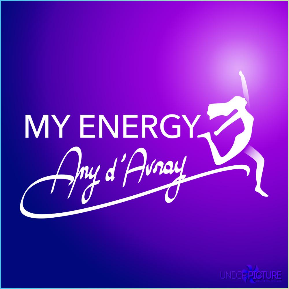 Logo pour la marque de complément alimentaire My Energy Any d'Avray