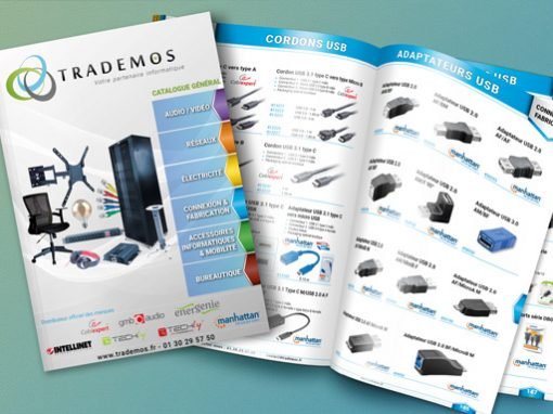 TRADEMOS // print