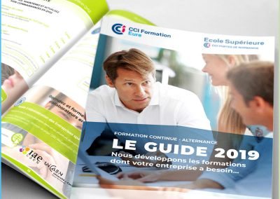 Guide Formation 2019 - CCI Portes de Normandie