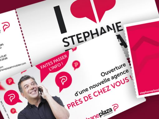 STEPHANE PLAZA IMMOBILIER // print