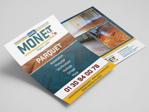 SARL MONET // print